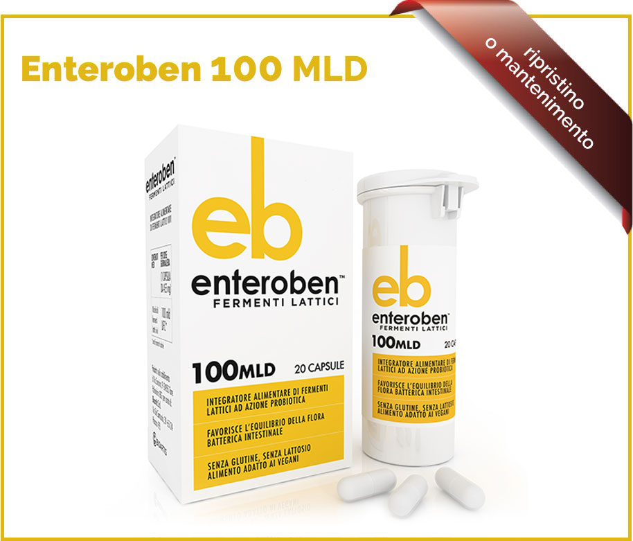 Enteroben 100 MLD
