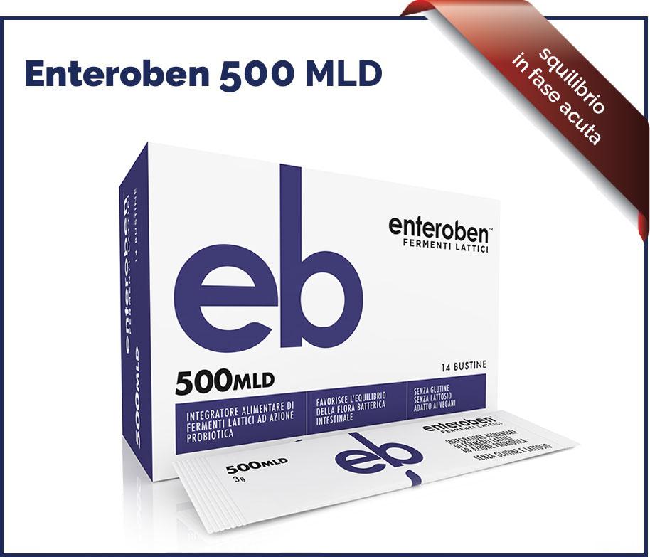 Enteroben 500 MLD